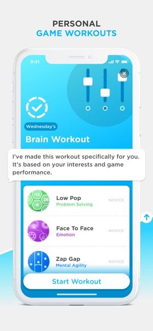 Peak - Brain Training on the App Store