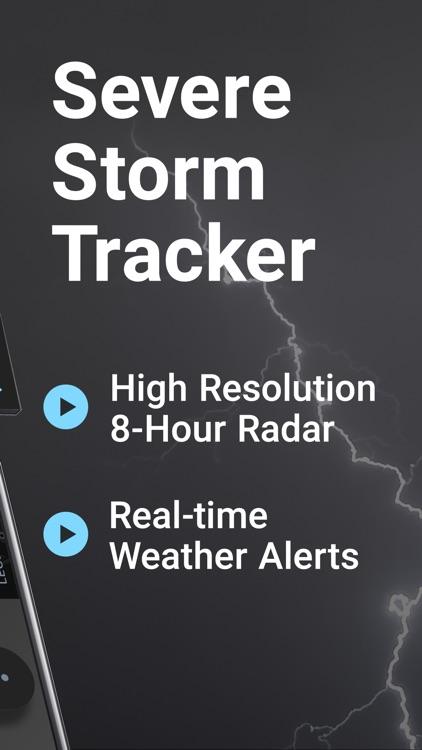 Storm - Weather radar & maps