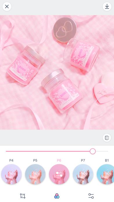 PinksCam少女心滤镜のおすすめ画像3