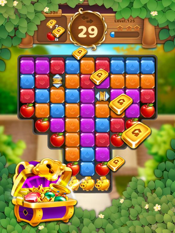 Jewels Garden : Blast Puzzle screenshot 11
