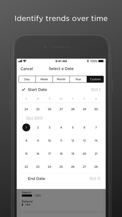 Squarespace Analytics screenshot-3
