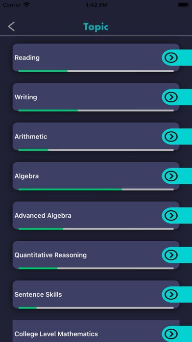 Updated ACCUPLACER Practice Test Prep PC / iPhone / iPad ...