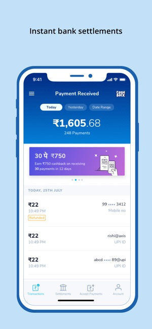 Business with Paytm on the App Store