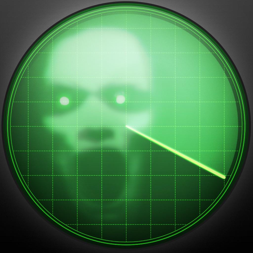 Ghost Detector Radar Camera