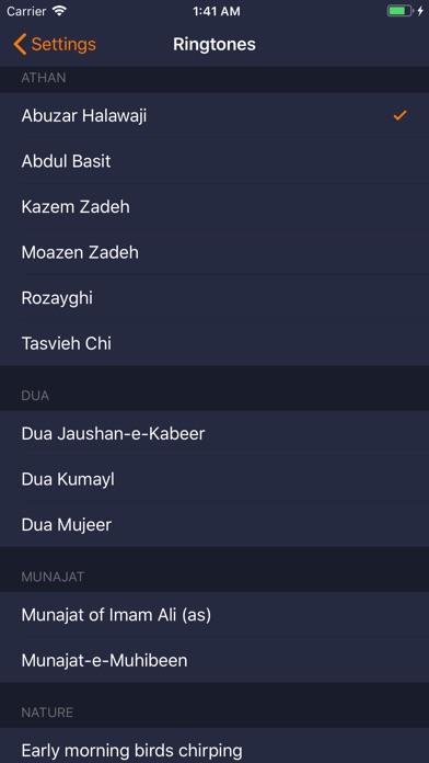 Dawn Clock-Islamic Prayer Tool screenshot #6