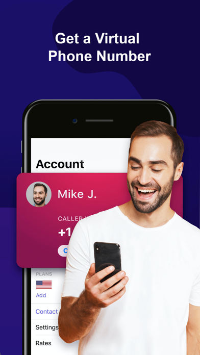 KeKu International Calling App Screenshot