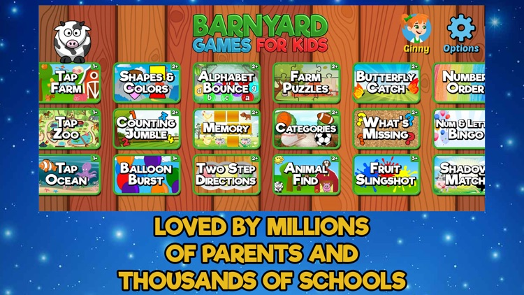 Barnyard Games For Kids screenshot-4