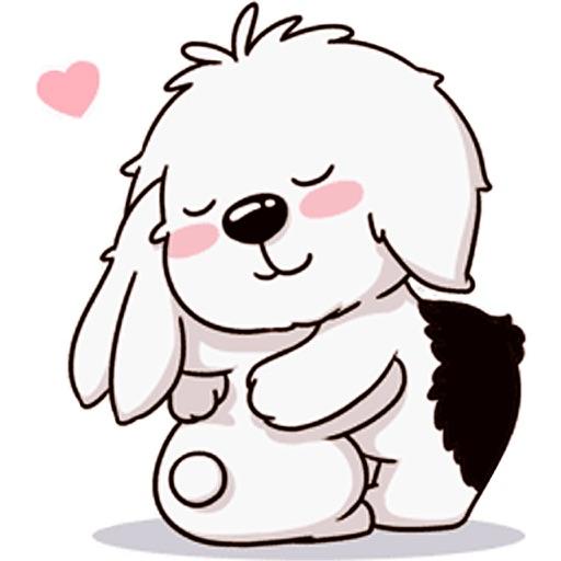 Cute Dog 02