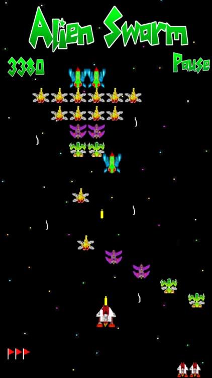 Alien Swarm arcade game screenshot-4