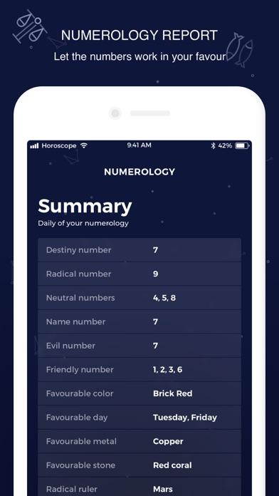 iZodiac - Daily Horoscope 2019 - App - AppStore-ShopFirstWeb (ITA)
