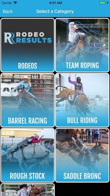 RodeoResults screenshot-1