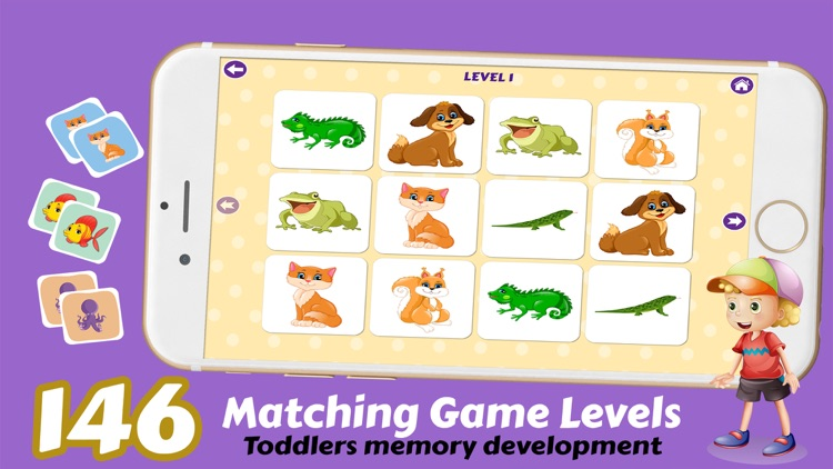 Pre K Preschool Learning Games screenshot-5