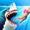 App Icon for Hungry Shark World App in Argentina IOS App Store