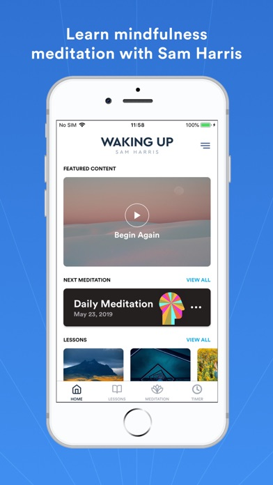 Download Waking Up: Guided Meditation for Pc
