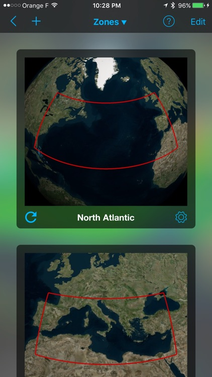 Weather4D Routing & Navigation screenshot-4