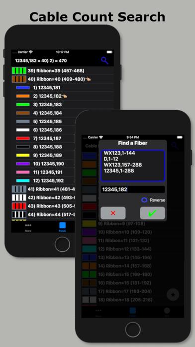 Fiber Optic Color Code