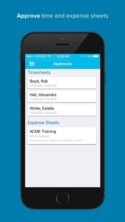 Dovico Mobile screenshot-3