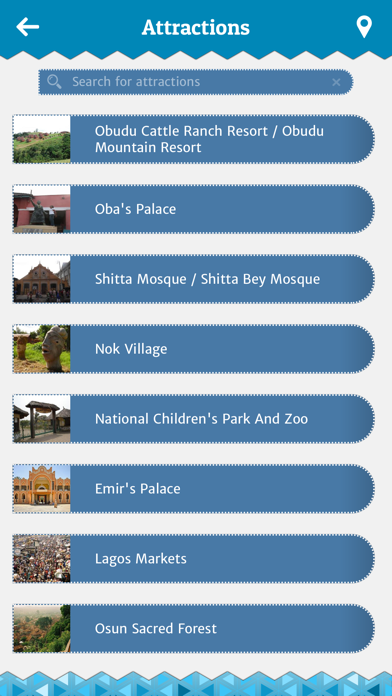 Nigeria Travel Guide screenshot three