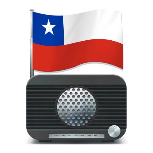 Radios de Chile: Radio FM y AM iOS App