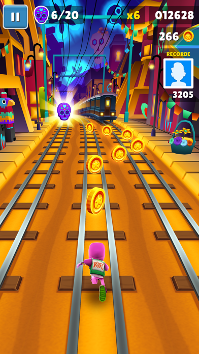 Screenshot for Subway Surfers in Portugal App Store
