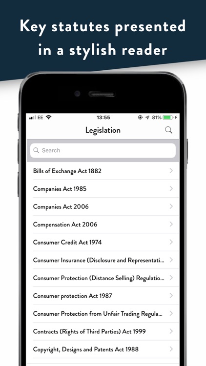 Pocket Law Guide: Contract screenshot-6