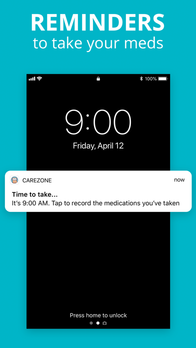 download CareZone apps 4