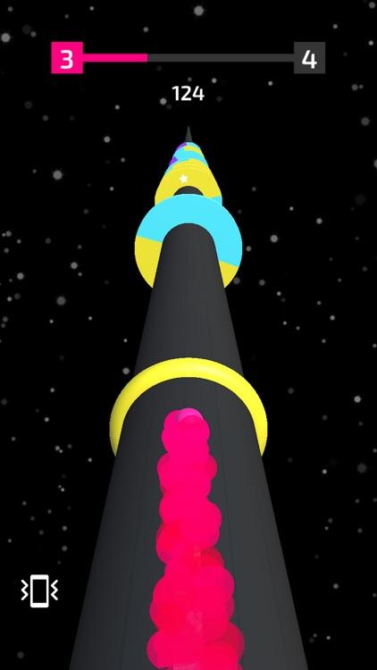 Roller Color Helix screenshot-8