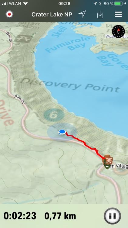 Oregon Pocket Maps screenshot-4