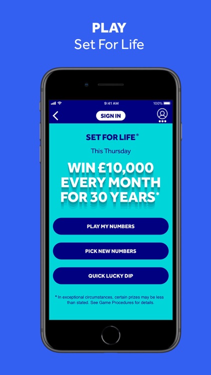 The National Lottery: Official screenshot-7