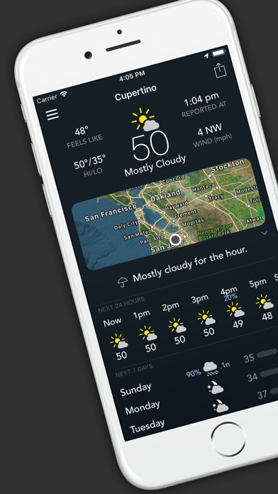 BeWeather 3 Screenshot