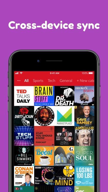 Player FM — Podcast App screenshot-5
