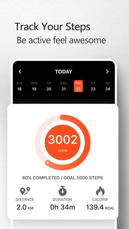 Step Counter!