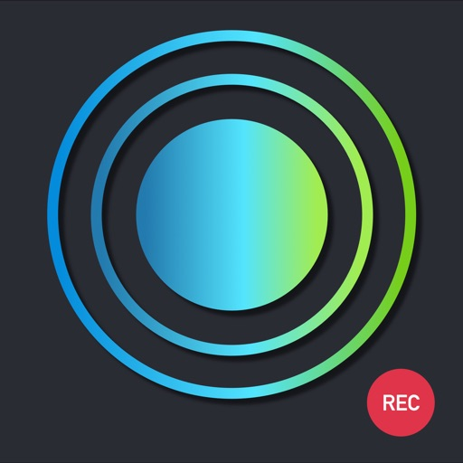 DJ Record Screen Music & Voice iOS App