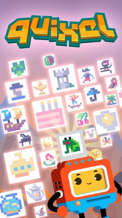 Quixel – Nonogram Puzzles screenshot-4