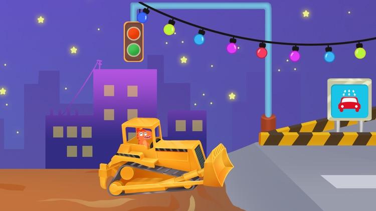 Construction Trucks Lite screenshot-3