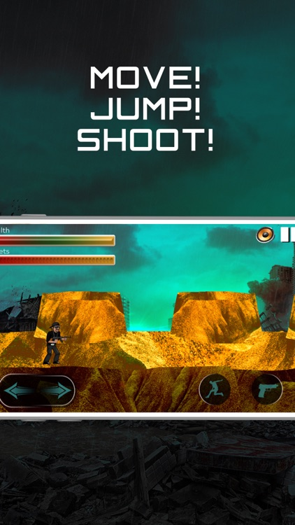 Machine Gun Getaway screenshot-3