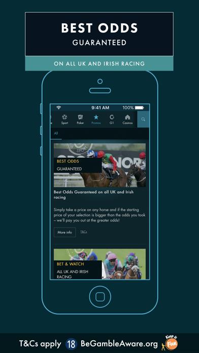 Grosvenor Sport - Bet on Sport screenshot three