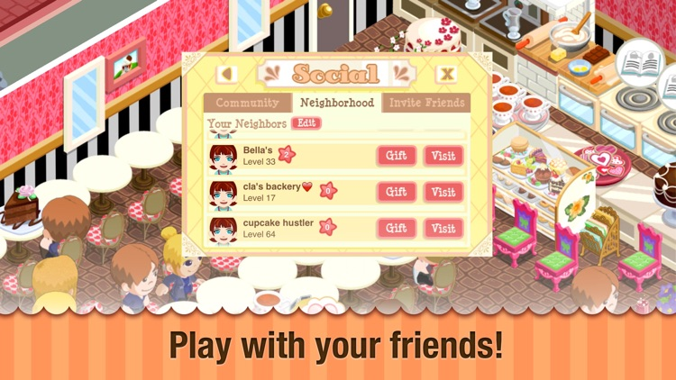 Bakery Story screenshot-3