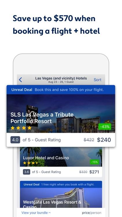 Expedia: Hotels, Flights & Car screenshot-9