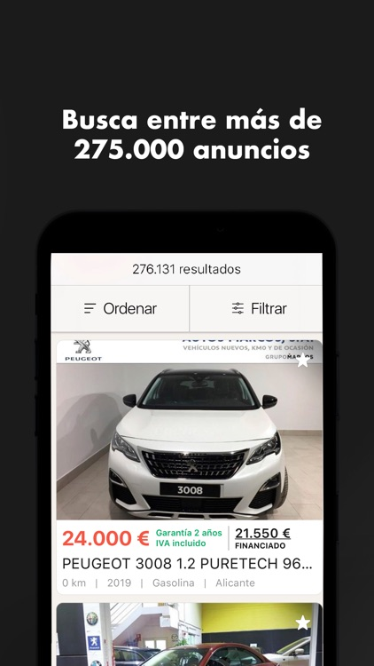 Coches.net - Cars sales
