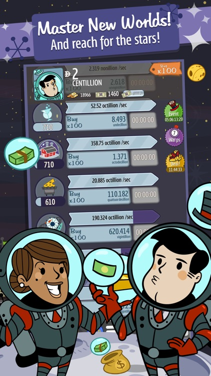 AdVenture Capitalist screenshot-4