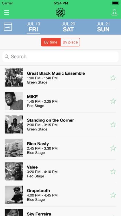 Pitchfork Music Festival 2019 screenshot-3