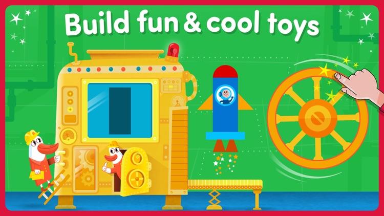 Toyz: Toddler games for babies screenshot-0