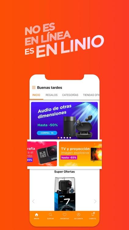 Linio - Compras en línea screenshot-0