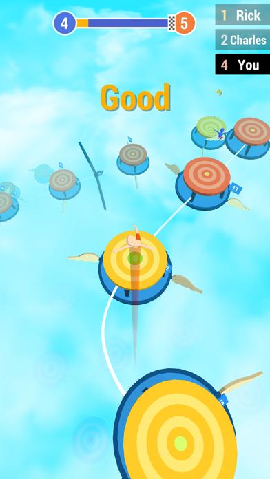 Jump Race 3D! screenshot 7