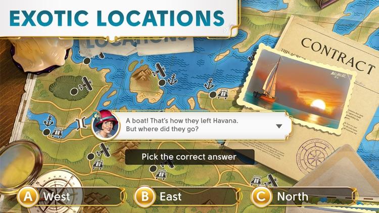 June's Journey: Hidden Objects screenshot-4