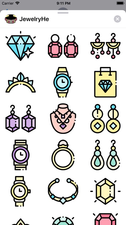 JewelryHe screenshot-1