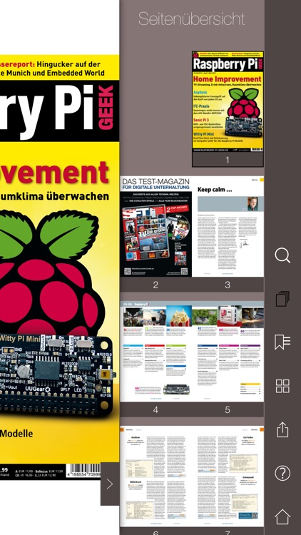 Raspberry Pi Geek screenshot-3