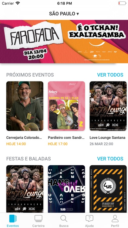 Ingresse - Eventos e Ingressos