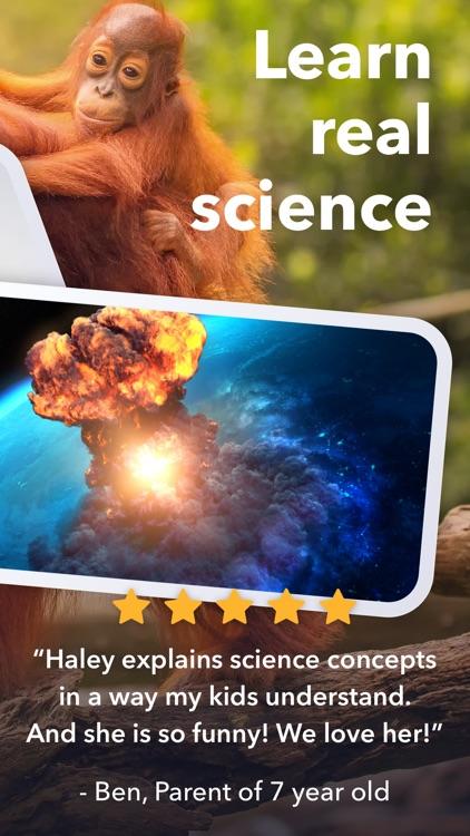Animal Life - Science for Kids screenshot-4